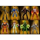 BRAND NEW - Marvel Legends X-Men Wave 3 Warlock BAF Case of 8