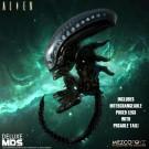 Mezco Designer Series Deluxe Alien MDS Action Figure Set