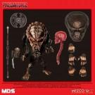 Mezco Designer Series Predator 2 Deluxe Predator MDS Action Figure