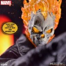 Mezco One:12 Colectivo Ghost Rider & Hell Cycle