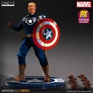 Mezco One:12 Collective Commander Steve Rogers