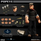 Mezco One:12 Collective Popeye