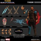 Mezco One:12 Collective Thor Ragnarok Gladiator Thor Action Figure