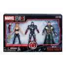 Marvel Legends Iron Man 3 Pepper Potts Mandarin Mark XXII 3 Pack