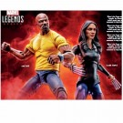 Marvel Legends Netflix Luke Cage & Claire Temple 2 Pack