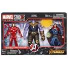 Marvel Legends Cinematic Universe Infinity War 3 Pack