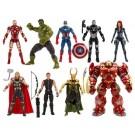 Marvel Legends Best Of Avengers Hulkbuster Wave Set of 8