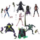 Leyendas de Marvel lagarto figura construir un conjunto de 7