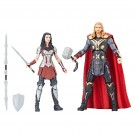Marvel Legends Cinematic Universe Thor & Lady Sif 2 Pack NON MINT