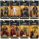 Marvel Legends Dr Strange Case of 8 Dormmamu Build a Figure