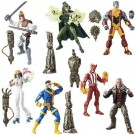 Marvel Legends X-Men Wave 3 Warlock BAF Set of 7