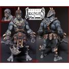 Mythic Legions : Wasteland Argemedes 9 Inch Action Figure