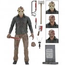 NECA Friday the 13th The Final Chapter Ultimate Jason 7 Inch Figure