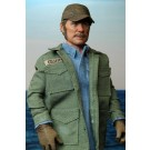 NECA Jaws Quint Retro Clothed Action Figure