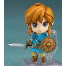 Nendoroid Legend Of Zelda Breath Of The Wild Link Action Figure