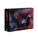 NECA una pesadilla en Elm Street conjunto de accesorios de lujo
