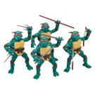 Playmates Teenage Mutant Ninja Turtles Ninja Elite Set of 4 PX Previews Exclusive