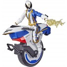 Power Rangers Lightning Collection S.P.D Omega Ranger and Uniforce Cycle