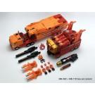 Fans Hobby MB-06D Orange Power Baser and MB11 God Master Set