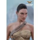 Juguetes calientes preguntan mujer maravilla mujer (versión de la armadura de entrenamiento) escala 1/6 figura de colección de