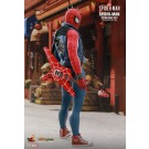 Hot Toys Marvel's Spider-man Spider-punk Suit 1/6th Scale Collectible Figure VGM32