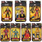 Marvel Legends Deadpool Strong Guy BAF Wave Set of 7