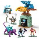 Masters Of The Universe Mega Construx Panthor at Point Dread Construction Set