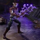 Power Rangers Lightning Collection Beast Morphers Blaze Cyber Villain Action Figure