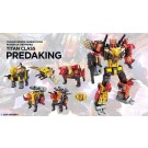 Transformers Power Of The Primes Titan Class Predaking