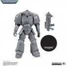 Warhammer 40000 Ultramarines Primaris Intercessor Artist Proof Action Figure