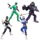 Power Rangers Lightning Collection Wave 9 Set of 4 Action Figures