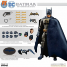 Mezco One:12 Collective PX Previews Sovereign Knight Batman