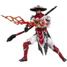 McFarlane Mortal Kombat XI Raiden Bloody White Hot Fury Version