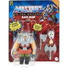 Masters of the Universe Origins Ram Man Deluxe Action Figure ( EU Card )