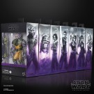 Star Wars Black Series Rebels Set of 7
