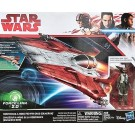 Star Wars Force Link 2.0 Red Squadron A-Wing & Pilot BOXES NOT MINT