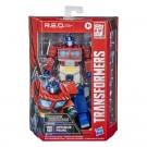 Transformers R.E.D G1 Animado Optimus Prime 6 pulgadas Figura de acción