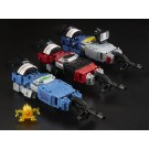 Transformers War For Cybertron Siege Refraktor 3 Pack con Kremzeek