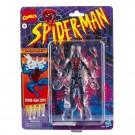 Marvel Legends Retro Collection Spider-Man 2099 Action Figure