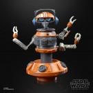 Star Wars Black Series Galaxy's Edge DJ R-3X ( Rex ) Action Figure