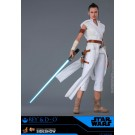 Hot Toys Rise Of Skywalker Rey & D-0 Star Wars Action Figure