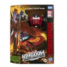 Transformers Kingdom Deluxe Road Rage Red Card Exclusive
