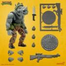 Super7 Teenage Mutant Ninja Turtles Ultimates Rocksteady Action Figure