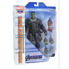 Marvel Select Avengers Endgame Team Suit Hulk and Nano Guantlet