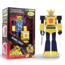 Super7 Transformers Super Cyborg Bumblebee Jumbo Action Figure