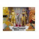 Power Rangers Lightning Collection Mighty Morphin Yellow Ranger Vs Scorpina Action Figure 2 Pack