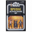 SDCC 2018 Star Wars Vintage Collection Dr Aphra, BT-01 & 000