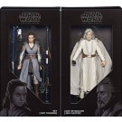 Star Wars Black Series SDCC Luke & Rey 2 Pack NON MINT