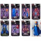 Marvel Legends Disney+ Wave 2 Set of 7 Action Figures ( Watcher BAF )