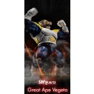 Dragon Ball S.H Figuarts Great Ape Vegeta - 35cm Action Figure
